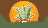 Gesund und gepflegt mit Aloe Vera Logo