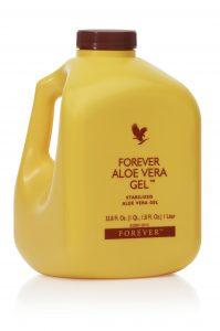 Produktfoto vom Aloe Vera Gel zum Trinken