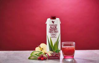 Aloe Vera Gel Berry