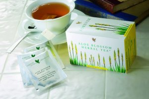 Aloe Blossom Herbal Tea® zum Testen?