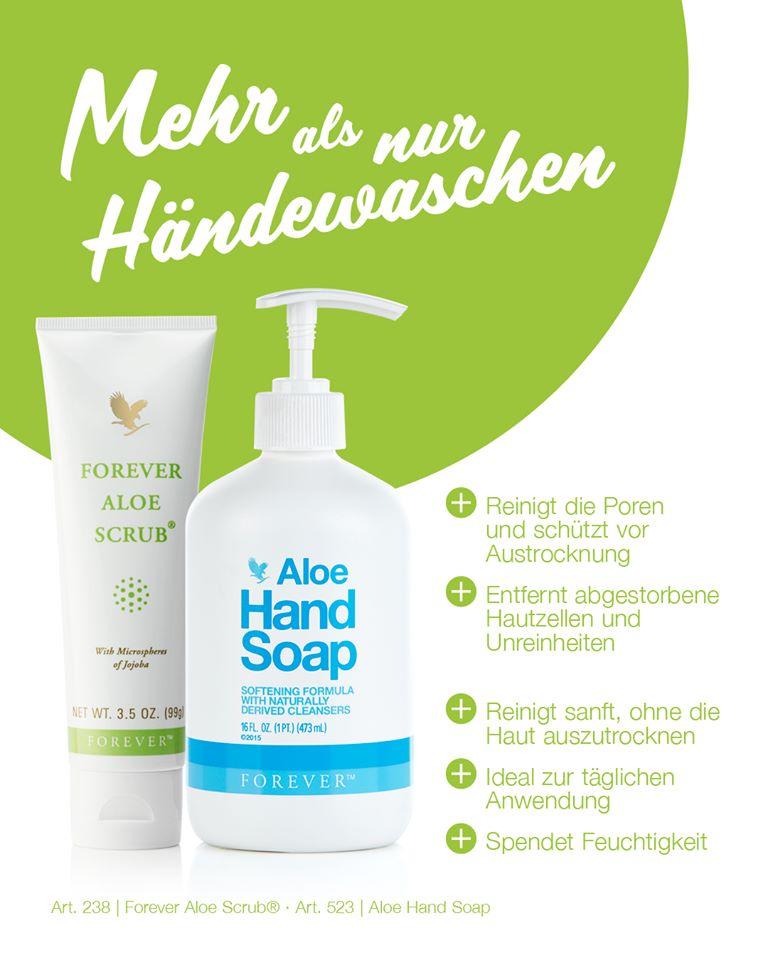 Mehr als nur Händewaschen! Deine Hände benötigen mal wieder eine optimale Tiefenreinigung?